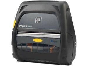 NEW Zebra ZQ520 Mobile Wireless Bluetooth ZQ52-AUN0100-00