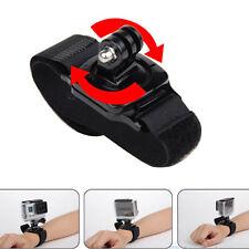 UK 360° Rotation Wrist Hand Strap Band Holder Mount for GoPro Hero 1 2 3 3+