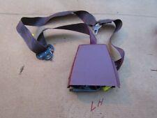 88-94 CHEVY SILVERADO GMC SIERRA RED LH SEAT BELT