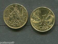 FRANCE - pièce 10 cts d' euro 1999 - TTB