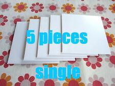 5 pieces WHITE JACKET (single)  Japan MINI LP CD