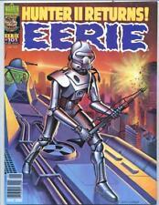 Eerie #101    Robot Cover