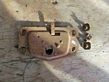 1952 Studebaker hood latch catch lock
