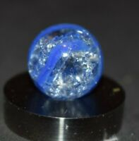 """Hand Selected Unidentified Crystal Style Marble Size .625=5/8"""" Mint Condition!"""