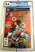 SUICIDE SQUAD #7 CGC 9.4 (NM) 2012 - First Print  - White Pages