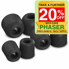 Comply T-200 Isolation Earphone In-ear Tips Replacement Foam for Jaybird B&o PLA