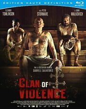 BLU-RAY CLAN OF VIOLENCE Neuf Sous Blister