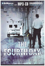 The Fourth Day Dr. Hoffmann Mystery Spielberg MP-3 Cd Audio Book Audiobook VG