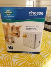Petsafe Cheese Electronic Cat Toy