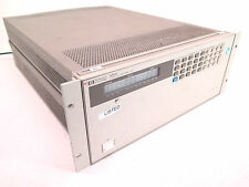 HP 6050A System DC Electronic Load W/ 60503B & 60501B Modules