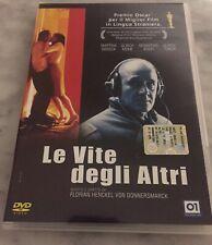 """DVD """"LE VITE DEGLI ALTRI"""" Donnersmarck  (2007) Ed. Vendita OTTIMO"""