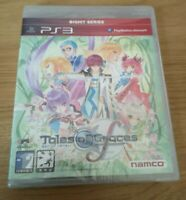 Sealed Korean Tales of Graces F Playstation 3 PS3