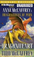 Dragonheart  Dragonriders of Pern Series  2008 by McCaffrey, Todd 142 Ex-library