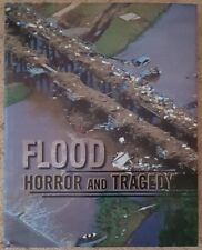Flood Horror And Tragedy by  - Book - Hard Cover - Australian History, QLDMemoir