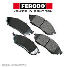 Ferodo FDB1594 Kit Pastiglie Freno anteriori FORD C-MAX FOCUS C-MAX KUGA MAZDA 3
