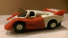 Tomy G1 TRANSFORMERS Pullback ROBOT RACE CAR ~ Drives and Walks