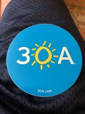 30 A Decal. From Seaside Florida. New!