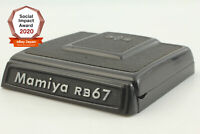 [Exc+5] Mamiya Waist Level Finder For RB67 Pro S SD From JAPAN 1111