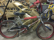 Vintage 1980's 70s Pro Thunder Old School Huffy BMX Racing Bicycle Bike