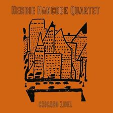 HERBIE HANCOCK QUARTET - CHICAGO 1981 (VINYL)   VINYL LP NEW!