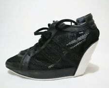 Adidas SLVR Size 9 👩 Women's Fashion Wedge Sneakers 🎁 RRP $225 - $300