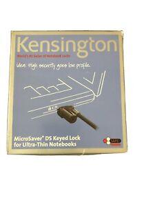 Kensington Microsaver DS Keyed Lock