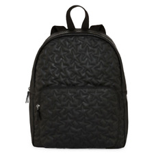 Arizona Star Quilted Dome Backpack - Black