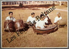 Document photo CAMBODGE MUSICIENS PI PHAT SIEN REAP Instruments traditionnels