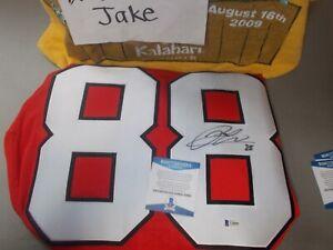 NHL SIGNED PATRICK KANE CHICAGO BLACKHAWKS JERSEY COA REEBOK RD