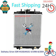 Premium Radiator For Daihatsu Sirion 5DR M100/M101 4/1998-8/2004 Auto/Manual