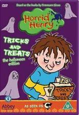 Horrid Henry Tricks and Treats 5012106933446 DVD / Special Edition Region 2