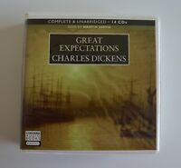 Great Expectations - by Charles Dickens - Unabridged Audiobook - 14CDs
