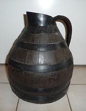 Ancien Broc de chai  pichet de vigneron œnologie cave vin mai19b