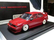 1/43 hpi-racing Alfa Romeo 155 TS Silverstone diecast (red)