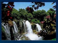 TURKEY - TURCHIA - Cartolina - 1984 - Antalya, Dudenbasi Waterfall