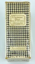 Christian dior diorissimo eau de cologne 120 ml 4 fl oz VINTAGE SEALED