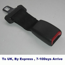 New Add 220mm Seat Belt Extension Extender For 25mm Buckle 7-12 Days Arrive UK