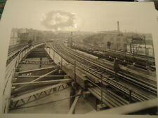 Origi 1930s 8.5 X 11 New York City Nyc Subway Photo 188