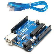 ARDUINO UNO R3 ATmega328P ATmega16U2 Development Board with USB Cable