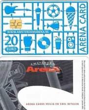 Arenakaart A112-02 20 euro: Zomer 2010