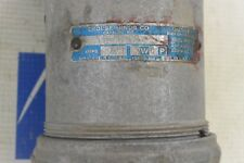 CROUSE HINDS AR648 60 AMP 600V 3P 4W RECEPTACLE - USED