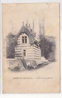 CPA 71110 SEMUR EN  BRIONNAIS Chalet de Saint Martin Edit VUILLAUME ca1902