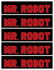 Poster – MR. ROBOT TV Show Season 1 / 2 (Hacking Anonymous DVD Blu-Ray Picture)