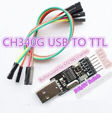 1PCS 5v CH340G Serial Converter USB 2.0 To TTL 6PIN Module for PRO mini