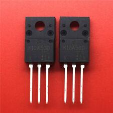 10PCS  TK10A50D K10A50D 500V10A  TO-220F