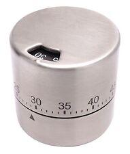Balance Stainless Steel Timer 60 min Silver Model-924266