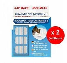 Cartouches filtrantes de remplacement Cat Mate