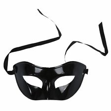 Mens Masquerade Ball Mask Ventian Costume Party Eye Mask Fancy Dress DT