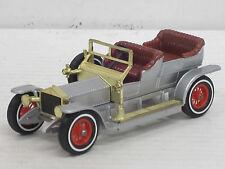 Rolls Royce Silver Ghost 1906 en plata, Matchbox, 1:43???, sin OVP