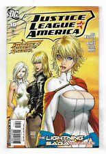 Justice League Of America 2007 #10 Fine/Very Fine